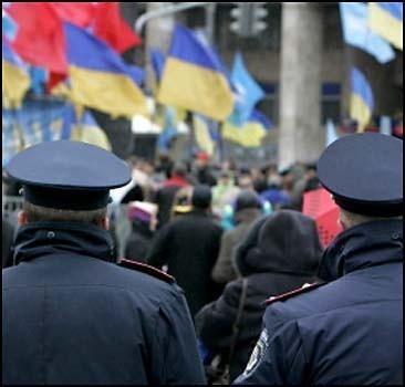 Киев набьют милицией, чтобы не было провокаций
