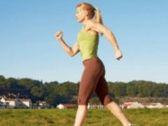 Пешие прогулки защищают женщин от инсульта