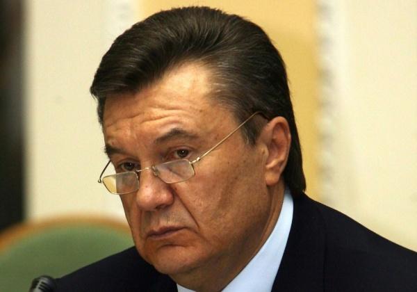 Янукович: Упорный труд выведет Украину из кризиса