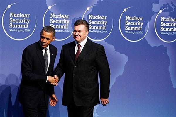 В Конгрессе США призвали Обаму больше внимания уделять Украине