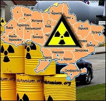 Что случилось с радиационным фоном в Киеве
