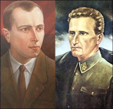 Бандера и Шухевич стали почетными гражданами Ивано-Франковска