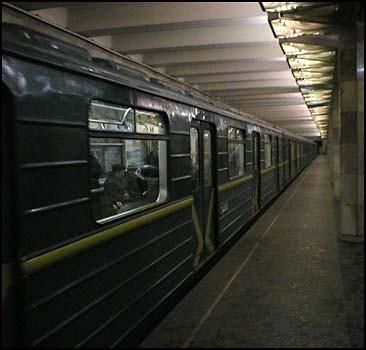 Киевский метрополитен меняет график работы