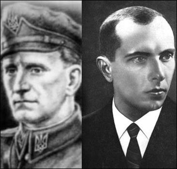 Еще один город принял Бандеру и Шухевича в почетные гражданины