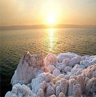В поисках жизни — к Мертвому морю