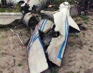 Истребитель Mirage 2000 разбился во Франции