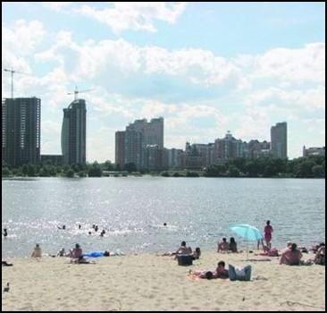 Пляжный сезон в столице откроется 15 мая