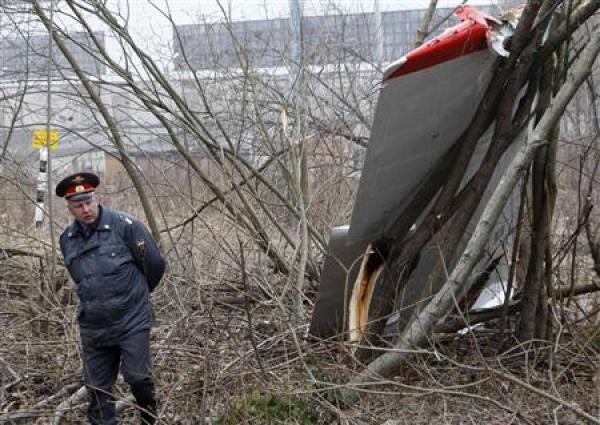 Гибель польского Ту-154 подарила Москве секретные шифры НАТО, опасается альянс