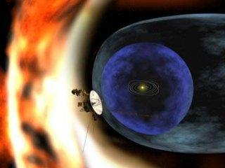 Сенсация! Зонд NASA у границ Солнечной системы захвачен инопланетянами