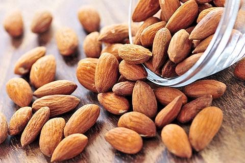 Миндаль - против холестерина
