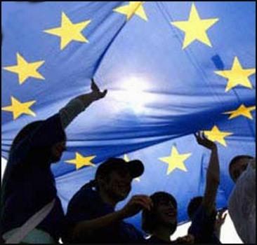 Сегодня Украина отмечает День Европы