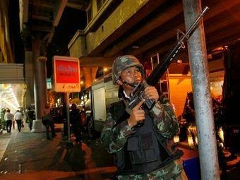 В Бангкоке продолжаются столкновения