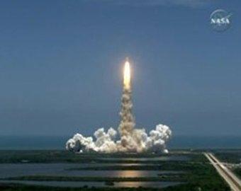 Шаттл Atlantis отправился в космос. В последний раз