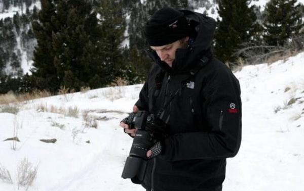 Британский фотограф Джонатан Гриффитс рисковал жизнью