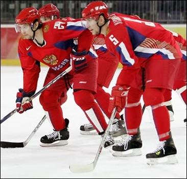 На чемпионате мира по хоккею сборная России крупно наказала Данию