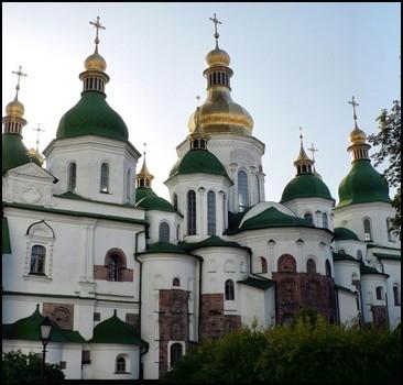 """""""Софию Киевскую"""" могут исключить из ЮНЕСКО"""