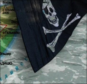На судно с украинско-российским экипажем напали пираты