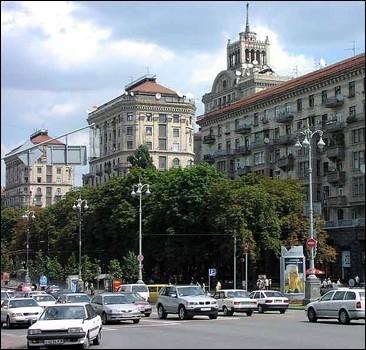 Улица Крещатик превратится в памятник