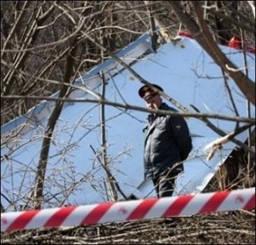 Обнародованы последние слова пилотов самолета Качиньского