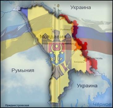 """Россия и Украина танцуют """"казачок"""" против Молдовы! Приднестровье войдет в состав Украины?"""