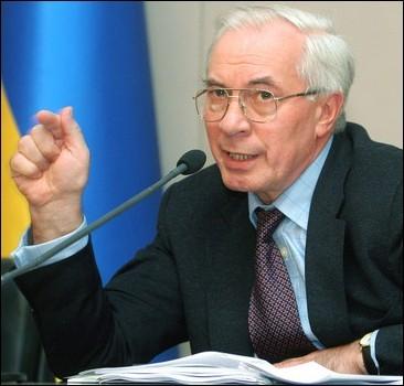 Азаров освободит от налогов Евро-2012