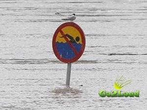В стране – рекордное наводнение. Столица готова к эвакуации