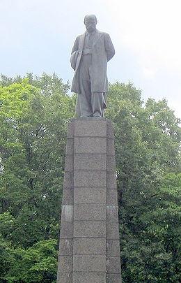 В Каневе отмечают годовщину перезахоронения Шевченко