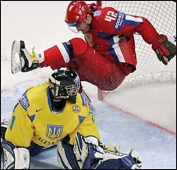 Украина примет чемпионат мира по хоккею