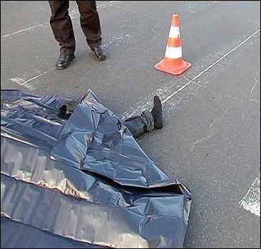 Автомобиль Рады сбил насмерть пешехода