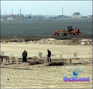 В Крыму строят крупнейший в Европе автомототрек