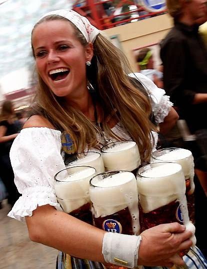 Пиво на Октоберфесте дорожает