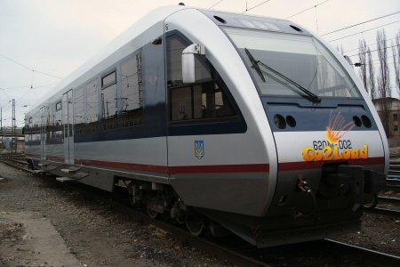 От Львова до Тернополя пустят рельсовый автобус
