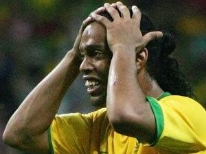 Спонсоры купили Рональдиньо место в сборной Бразилии