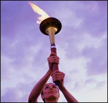 В мае 2012 года в Британию прибудет олимпийский огонь Лондона