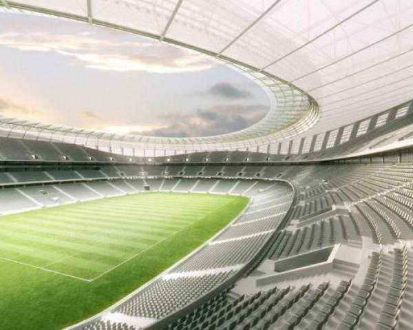 Стадионы, которые будут принимать Чемпионат мира по футболу 2010