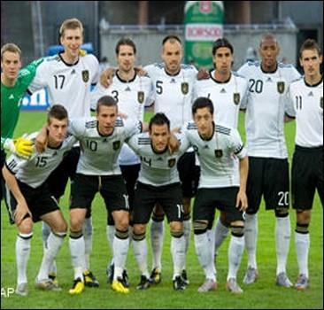 Фотографии немецкой сборной по футболу