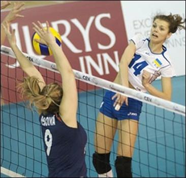 Украинки пробились на чемпионат Европы