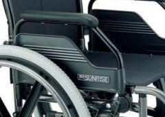 Бразилец оштрафован за скоростную езду на инвалидной коляске