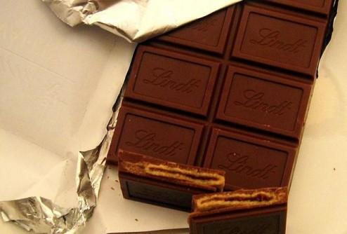 Lindt: шоколад мечты по индивидуальному рецепту