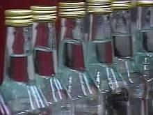 Херсонская областная налоговая ликвидировала 2 подпольных завода по производству водки в Одесской области