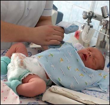 """""""Накрыт"""" бизнес по торговле новорожденными"""