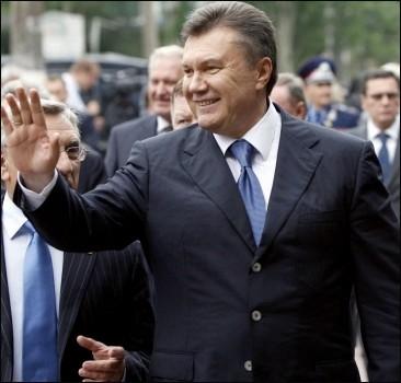 Янукович отправляется во всеукраинское турне