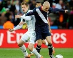 ЧМ-2010: Словения потеряла шанс первой выйти в плей-офф