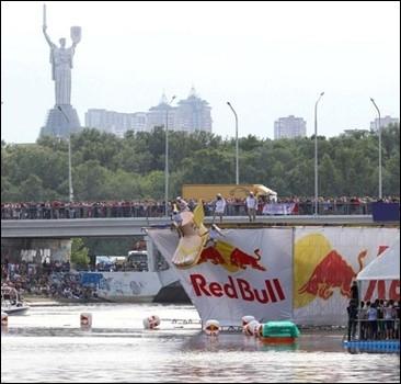 Red Bull Flugtag или День безумных полётов. ФОТО