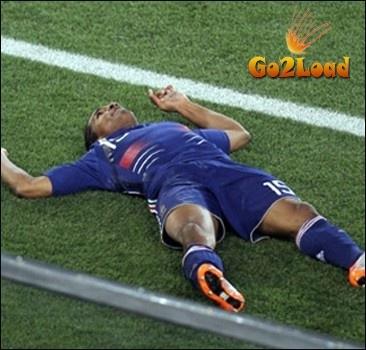 ЧМ-2010: Полный провал сборной Франции