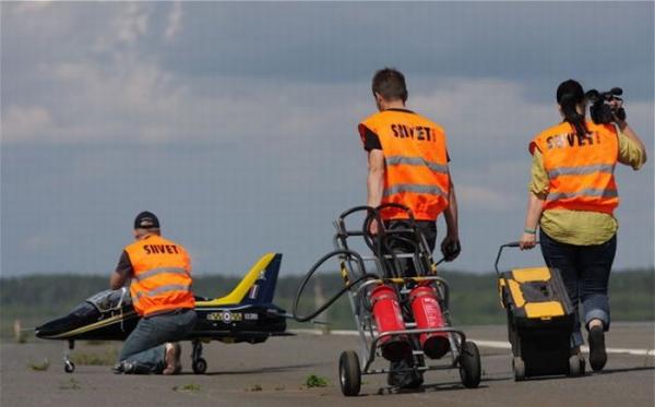 Тренировочный полёт (28 фото)