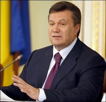 "Янукович: Нам нужна ""новая формула безопасности"""