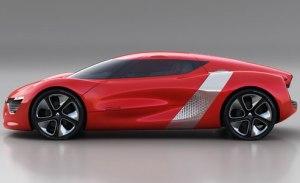 Новый суперкар от Renault