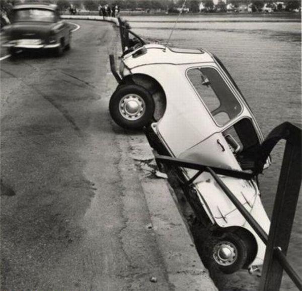 Прикольные и жесткие фото с машинами (75 фото)