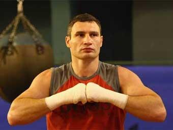 Кличко отказался от боя с Валуевым